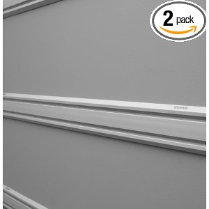 Gladiator Garageworks GearTrack Channels, 2-Pack