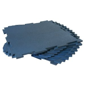 Puzzle-Lock Interlocking Tiles - 10 tiles per box
